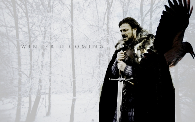 cloak game of thrones a song of ice and fire sean bean tv series winter is coming eddard ned stark_www.wall321.com_92
